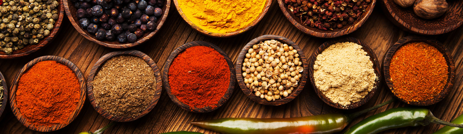 Pure hCG loves the fresh aromas of so many herbs and spices