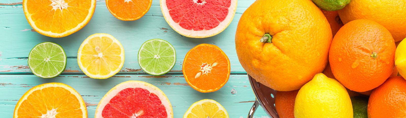 Pure hCG eat fresh natural fruit with an abundance of vitamin c