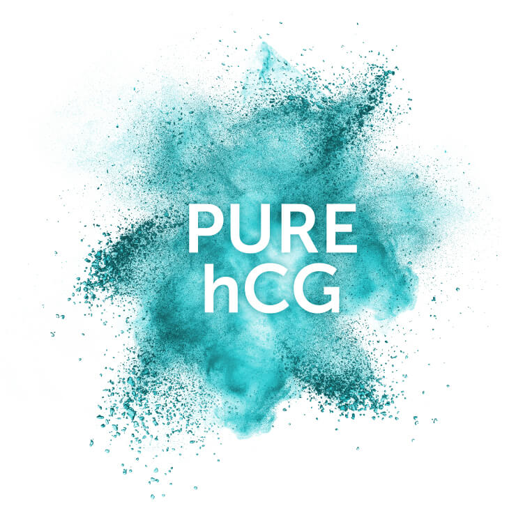 Pure HCG Original Logo