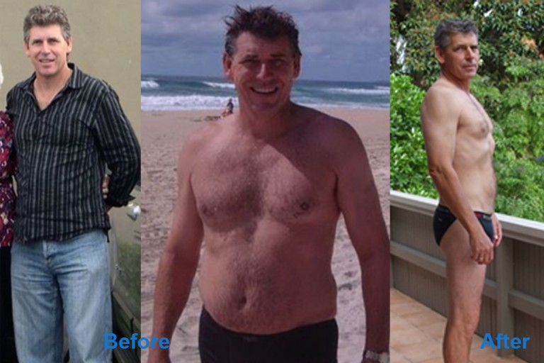 Graeme Before and After Pure hCG Protocol Image - Pure hCG