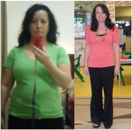 Cherie enjoying her new body after completing Pure hCG Protocol - Pure hCG