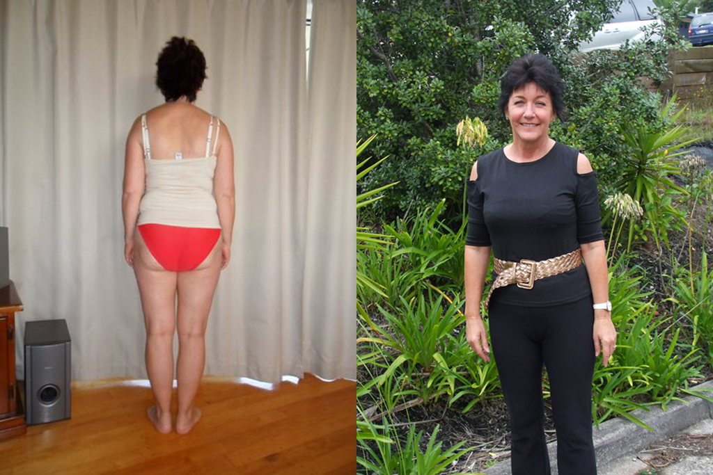 Chrissy's Story – Lost 10kgs And Helped With Menopause!