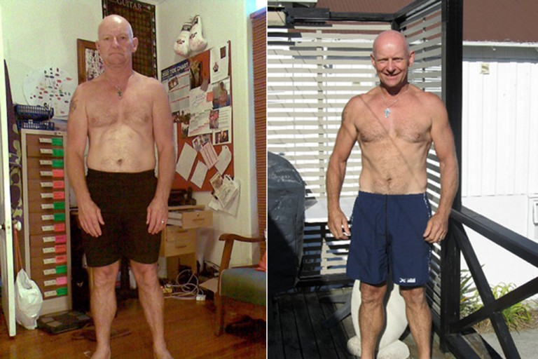 Brent Before and After Pure hCG Protocol - Pure hCG
