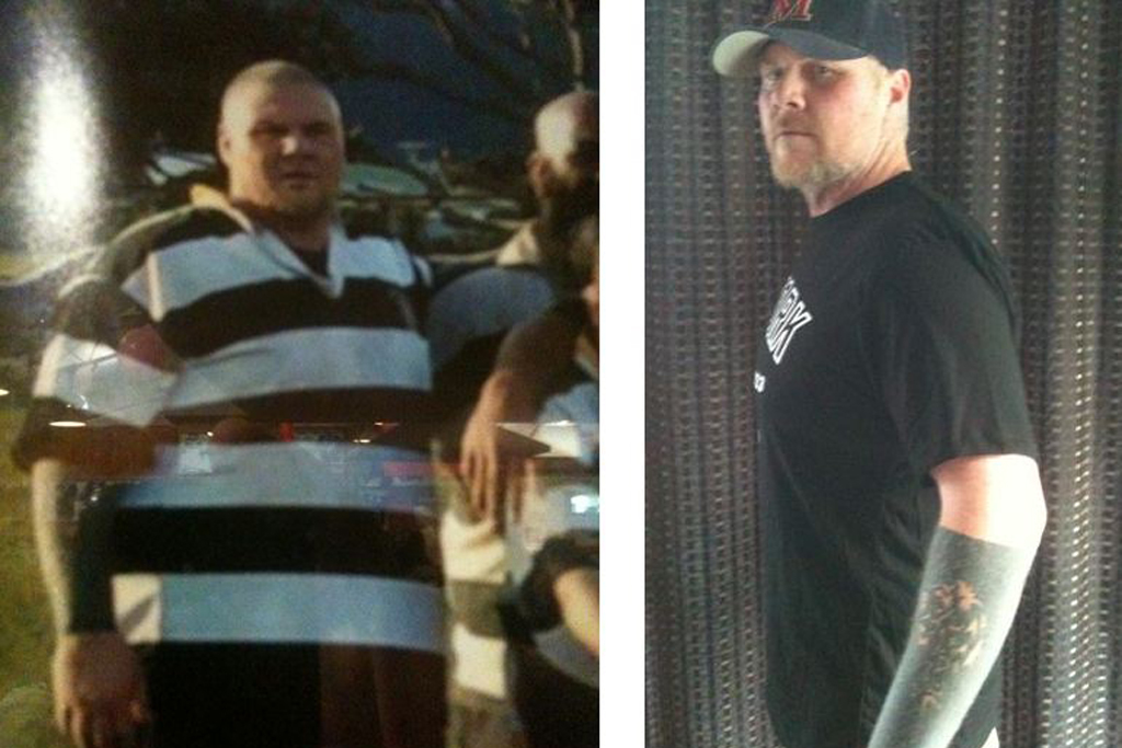 A Really Special Guy Who Lost 60 Kilos