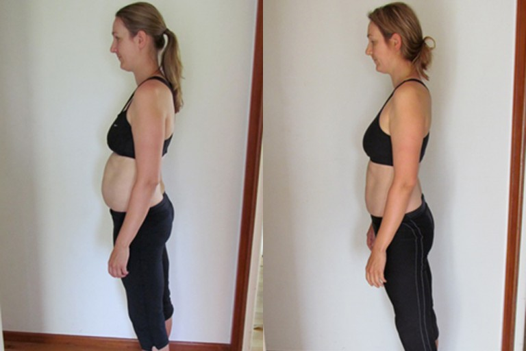 Lemke loving her new tummy after Pure hCG - Pure hCG