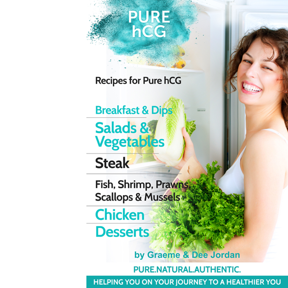Pure HCG Protocol Full Recipe Book