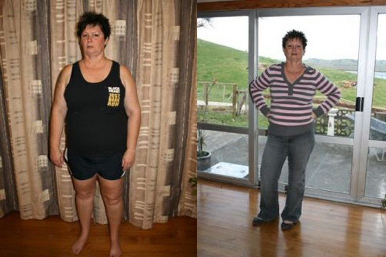 Wendy Before and After Pure hCG Protocol - Pure hCG
